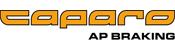 Caparo Logo - CAPB White